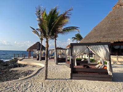 Beach - Balinese Beds