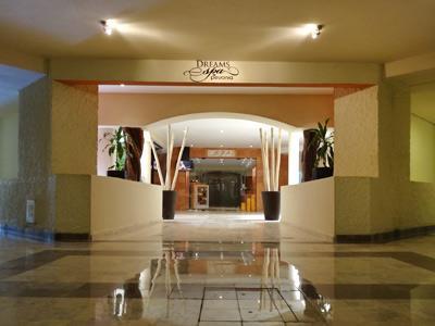 Spa - Entrance