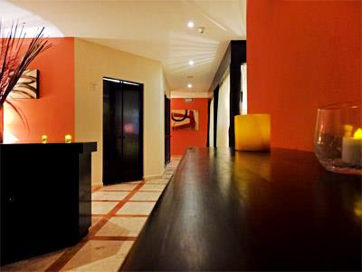 Spa - Hallway