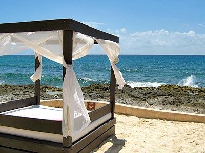 Beach - Bed