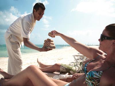 Beach - Service