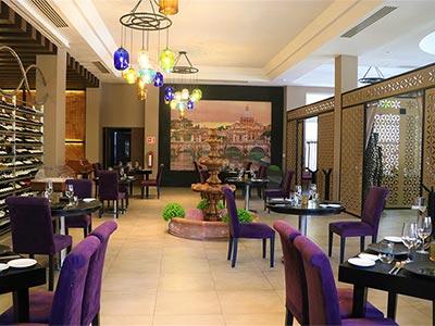 Restaurante D'Italia Villas