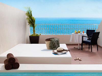 Suite Dos Pisos Excellence Club Terraza Frente Mar