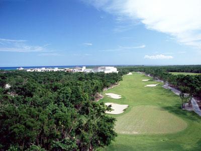 Campo de Golf - Driveaway