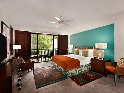Deluxe Casita 1 King Bed