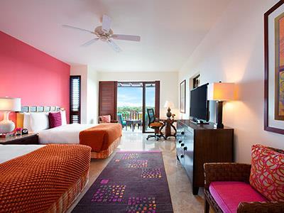 Fairmont Room 2 Double Beds
