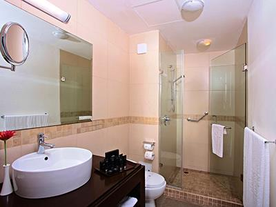 Junior Suite Superior - Baño