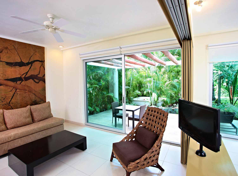 Junior Suite Jardín