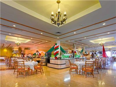 Restaurante Buffet Tikal