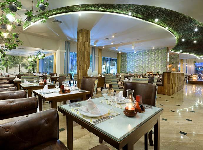 Restaurante Bahia e Brasa