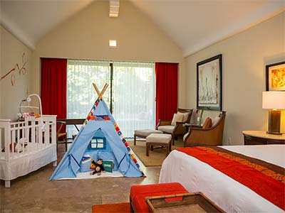 Zen Grand Two Bedroom Family Suite Nature View