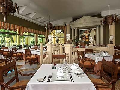 Restaurante italiano Venezia