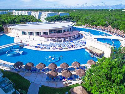 Pool Mayan