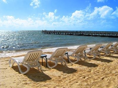 Playa - Camastros