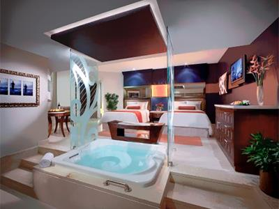 Jacuzzi Suite Double