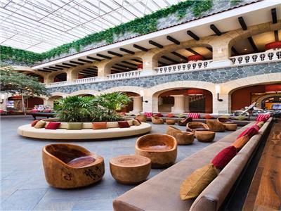 Lobby Área Hacienda