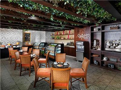 Restaurante Caffeto Hard Rock Hotel Riviera Maya