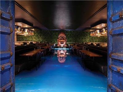 Restaurante Zen Hard Rock Hotel Riviera Maya