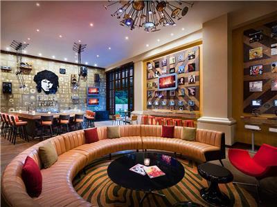 Sun Bar Hard Rock Hotel Riviera Maya