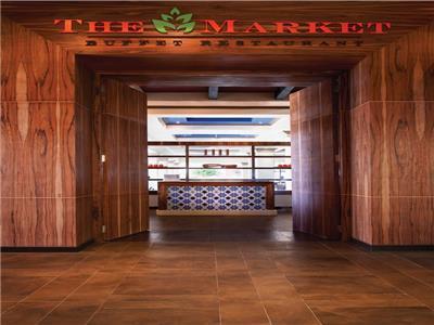 Restaurante The Market Hard Rock Hotel Riviera Maya