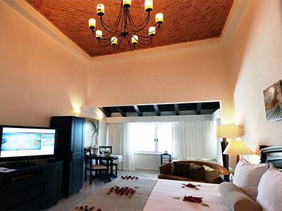 Ocean Front Dome Suite
