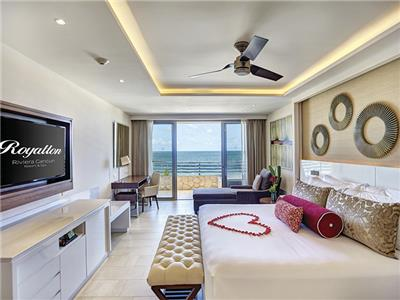 Luxury Honeymoon Suite Vista al Mar Diamond Club