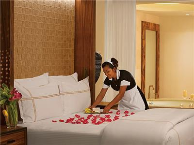 Romantic Turndown Service