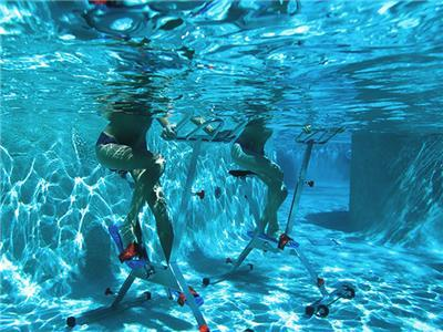 Aqua Spinning