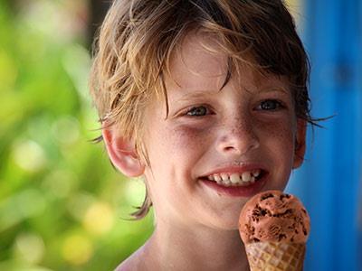 El Mirador Ice Cream Parlor