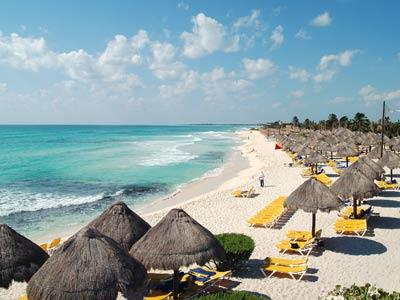 Beach - Palapas