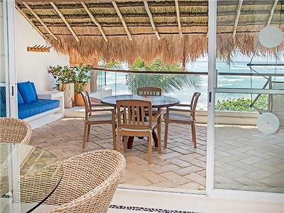 Villa de Dos Recámaras Vista al Mar