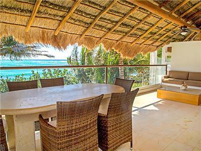 Villa de Tres Recámaras Vista al Mar