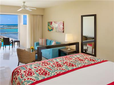 Junior Suite Vista al Mar con Cama King