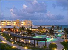 Now Jade Riviera Cancún Resort and Spa