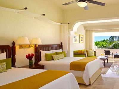 Preferred Club Junior Suite Vista Tropical - Dos camas