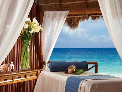 Massage Cabin on the Beach