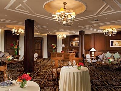 Preferred Club Lounge