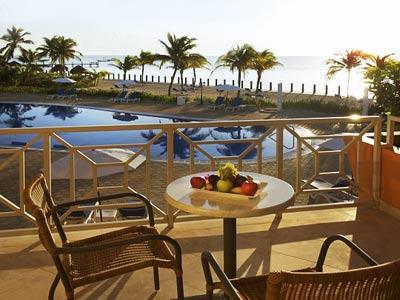 Maya Deluxe Ocean View - Terrace