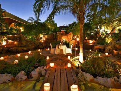 Romantic Dinner - Table Setting