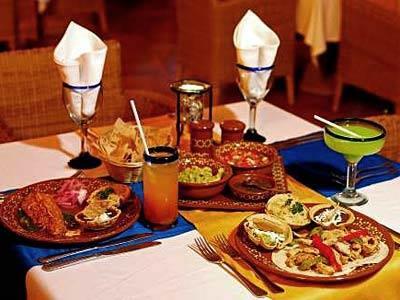 El Charro - Dishes