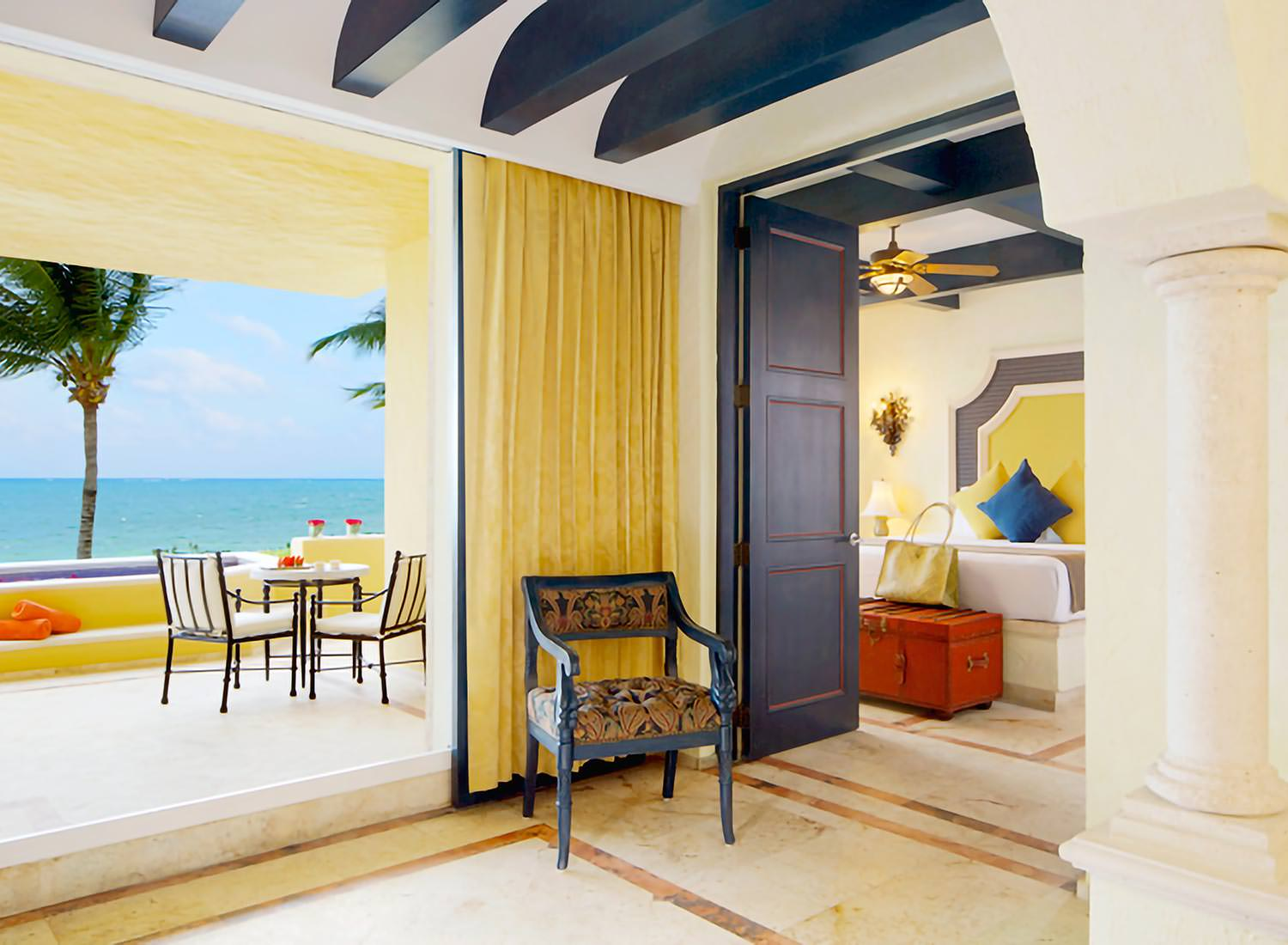 Suite Romance Frente al Mar con Piscina Privada