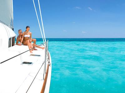 Special Features - Private Catamaran