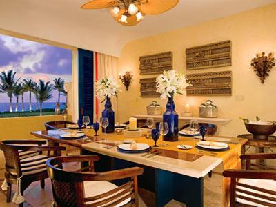 Suite Presidencial Frente al Mar de 2 Habitaciones