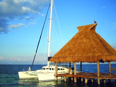 Special Features - Trip on private catamaran