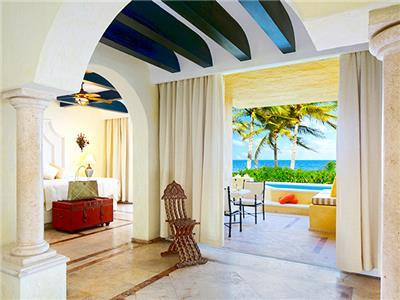 Suite with Private Plunge Pool