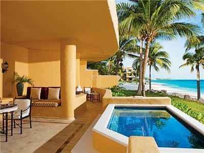 Master Suite Frente al Mar Piscina Privada 2 habitaciones