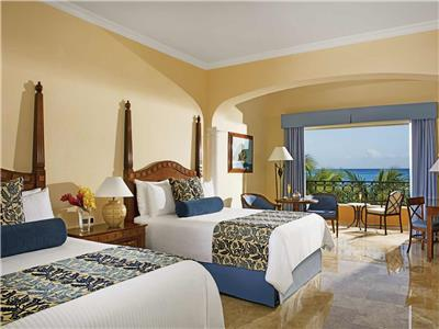 Prederred Club Junior Suite Ocean Front Double Bed