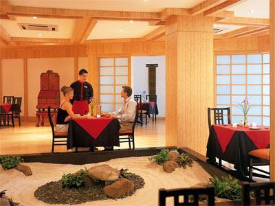 Restaurante Himitsu