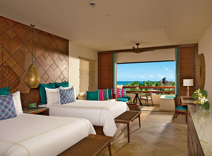 Preferred Club Junior Suite con Vista al Mar Doble