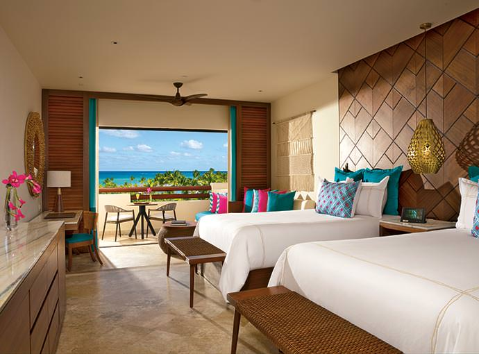 Junior Suite con Vista al Mar Doble